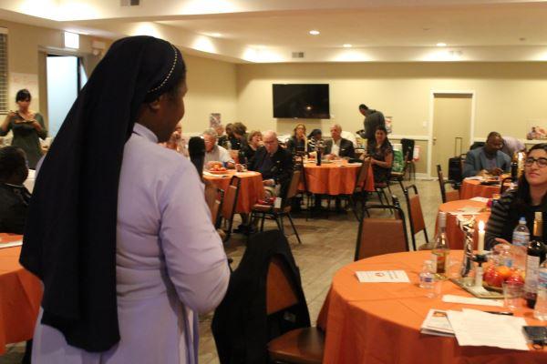 MOJ Sisters Speak at 4th Annual HEAL Benefit